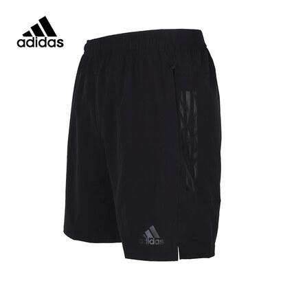 Adidas19秋SPEEDBR SH WV训练跑步男梭织短裤CV4293