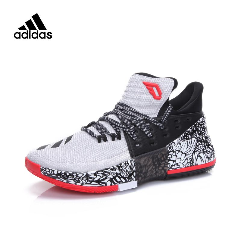 ADIDAS(阿迪)篮球系列利拉德男篮球鞋BB8272