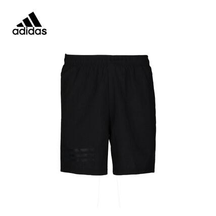 Adidas 阿迪达斯 男子跑步健身休闲五分裤 CD7807