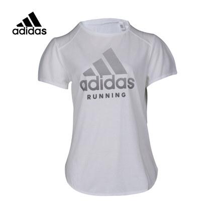 I520I Adidas 阿迪达斯 跑步系列女短袖DJ3030