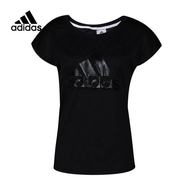 ADIDAS(阿迪)女子训练系列女短袖CZ2375