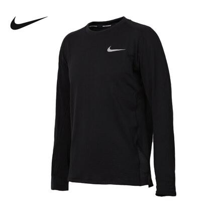 Nike 耐克 男子 跑步卫衣圆领 857828011