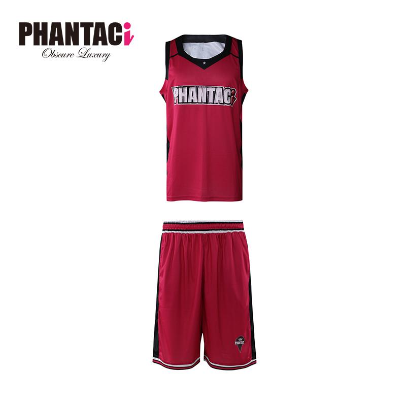 PHANTACI(范特西)这就是灌篮中性J-TEAM球衣98251107