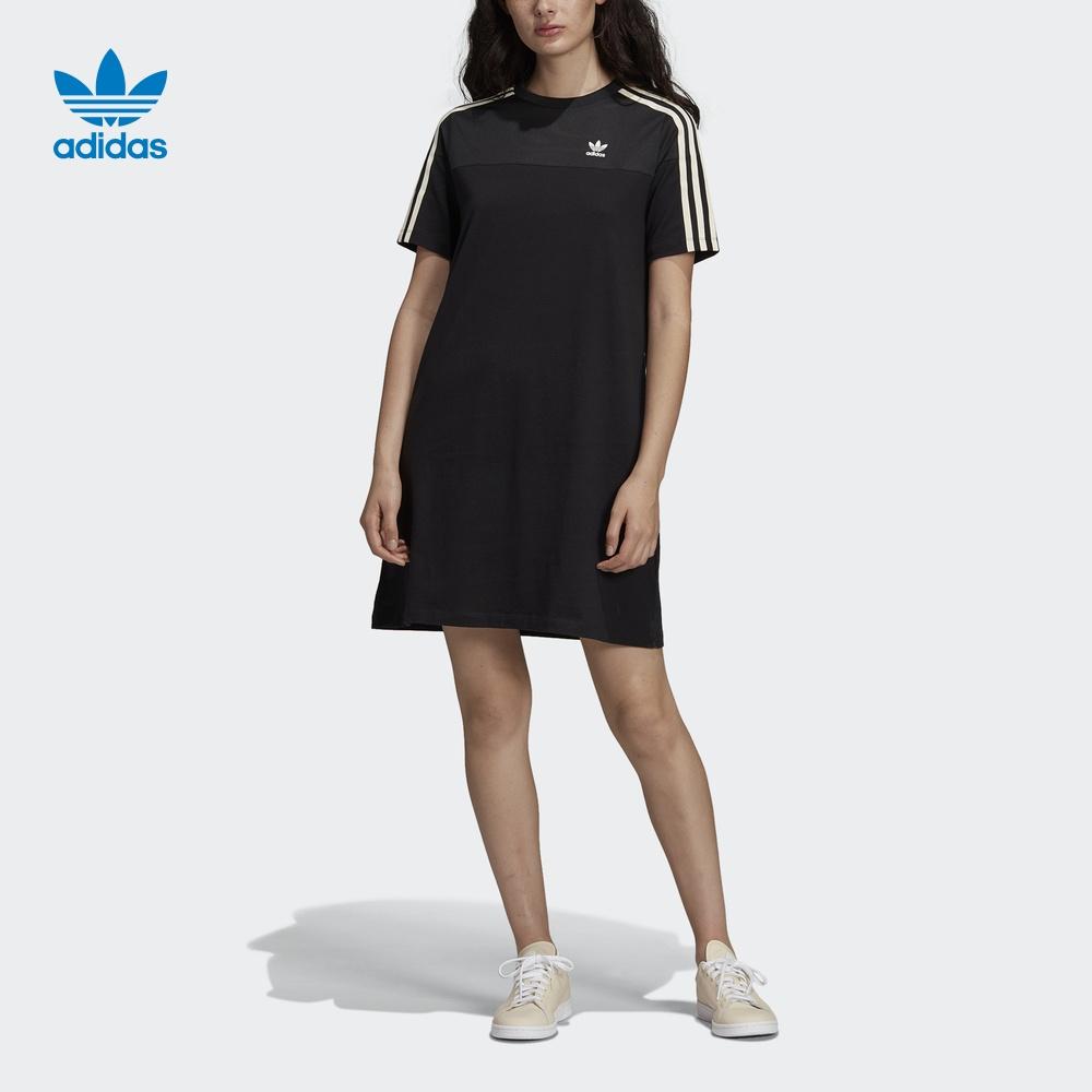 ADIDAS ORIGINALS(阿迪经典)三叶草系列女裙DU9944