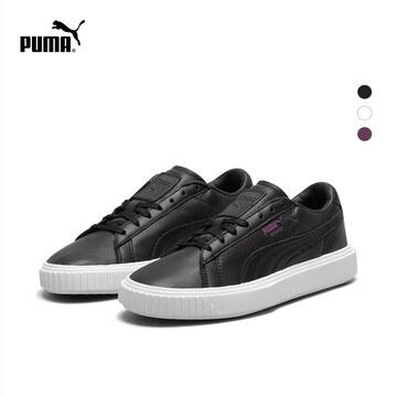 PUMA(彪马)生活系列 Breaker Leather 中性男女同款休闲鞋 1PU36662001