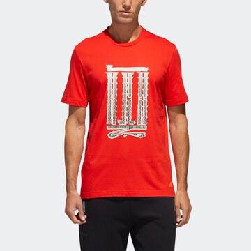 Adidas20夏WUJI TEE训练跑步男短袖T恤GL8193