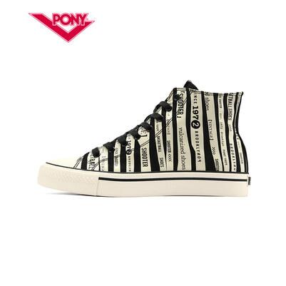 PONY(波尼)经典系列女鞋子11W1SH03BK